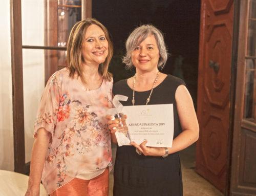 """Elesi Luce vincitore del premio """"Miglior Lampada decorativa azienda storica"""""""