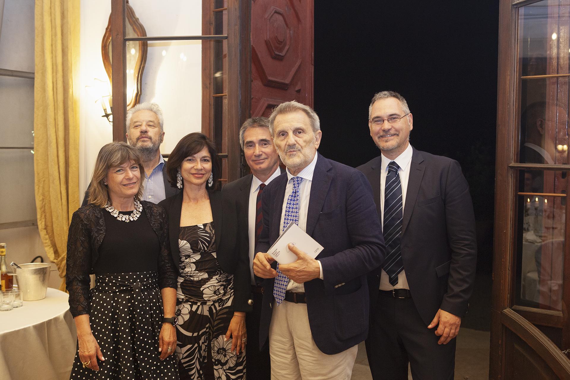 Giuria Venetian Smart Lighting Award 2019