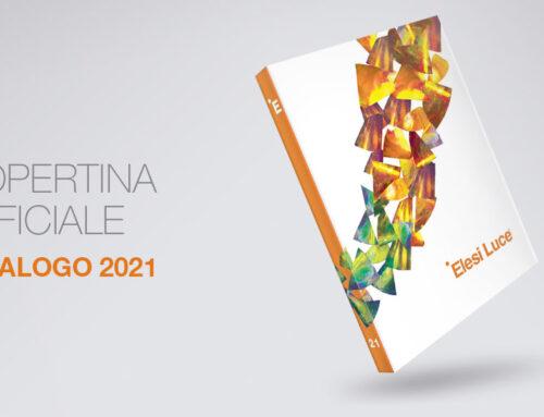 Copertina ufficiale Catalogo ElesiLuce 2021